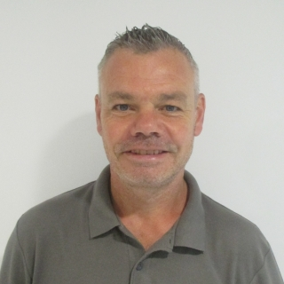 Phil McLean - Estates and Facilities Manager